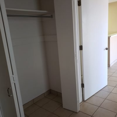 Apt closet