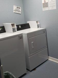 Apt laundry